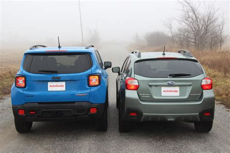 Subaru Forester Vs by Crosstrek Vs Hrv Autos Post