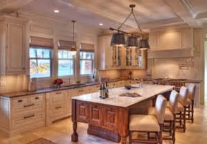 Lighting Above Kitchen Island by The Lighting The Island And Backsplash