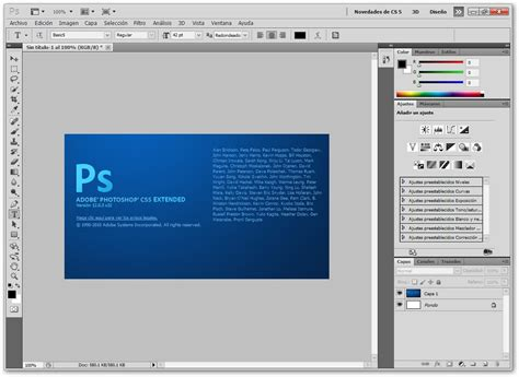 tutorial photoshop cs5 full adobe photoshop cs5 extended full espa 241 ol