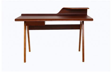 Bureau Design Noyer Harald Bureau Miliboo Ventes Pas Bureau Vintage Pas Cher