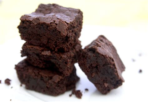 Brownies Fudgie Chocolate baking this beautifully imperfect