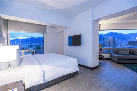 hotels with in room in nh nh hotels 187 nh hotel is presented internationally in colombia following the