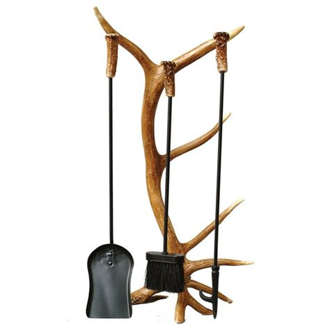 25 best ideas about rustic fireplace tools on