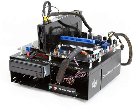 test bench computer cooler master lab test bench v1 0 review introduction
