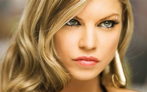 Fergie Is Beautiful by Fergie Wallpapers Wallpaper Cave