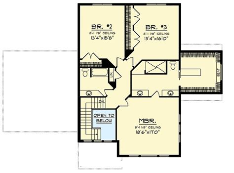 jh201102 jh home designs house plans home plans and 3 bed house plan with sloped roofline 89968ah
