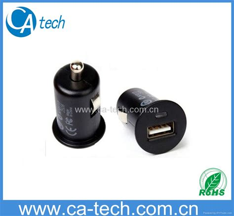 Limited Car Charger Advance 2in1 Output 1 iphone samsung mini usb car charger ct cc071 ca tech