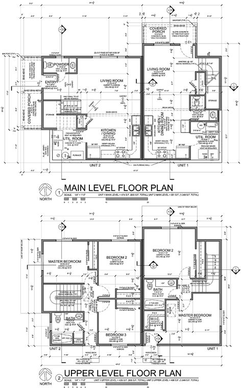 habitat homes floor plans duplex evstudio architecture engineering planning