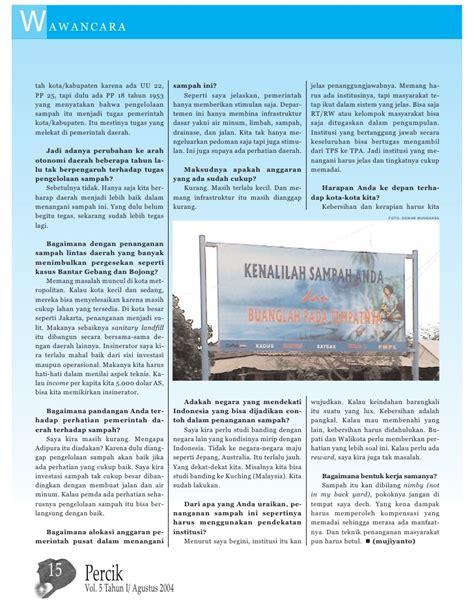 Majalah Animonster Volume 30 Agustus sah masih tetap jadi sah majalah air minum dan