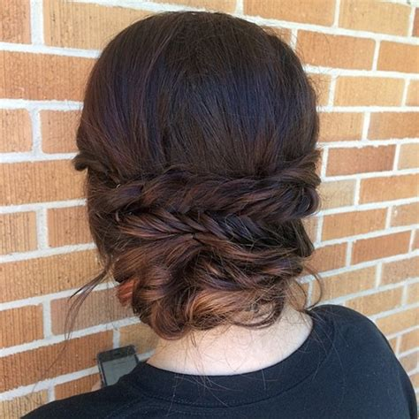 Homecoming Hairstyles For Medium Hair Updo by 40 Diverse Homecoming Hairstyles For Medium And