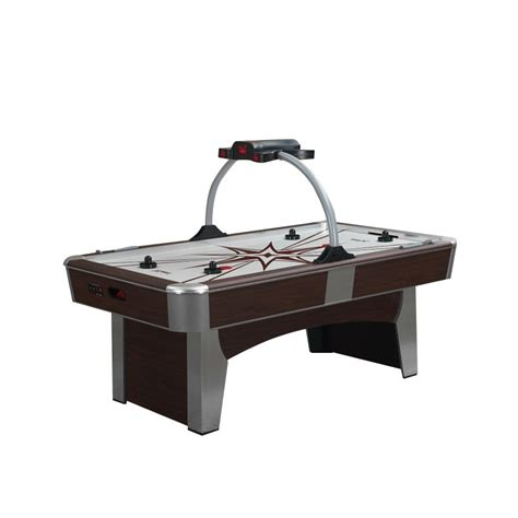 american heritage air hockey table american heritage billiards monarch air hockey table multi
