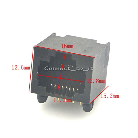 Connector Rj45 Original new arrival 50 pcs lot original package rj45 connector