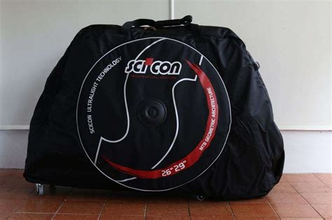 aero comfort tested scicon aerocomfort mtb bike bag australian