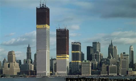 New York's twin towers ? the 'filing cabinets' that became