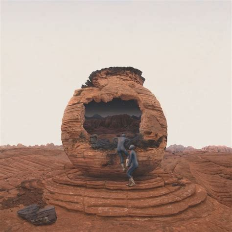 Nevada Home Design by Simulating Life On Mars 18 Total My Modern Met