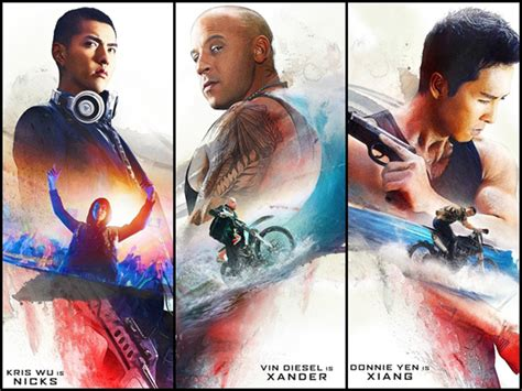 xander cage female cast cinema com my quot xxx the return of xander cage quot cast ready