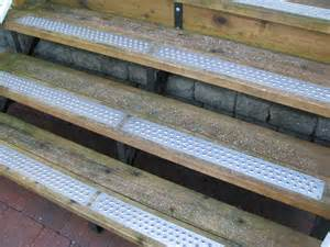 Wooden Stair Grips by Humble Manufacturing Company Sheet Metal Manufacturing