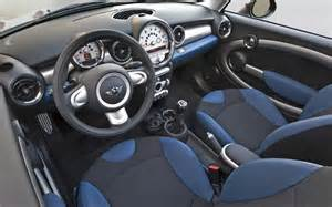2008 Mini Cooper S Interior 2008 Mini Cooper S Clubman Interior View Photo 5
