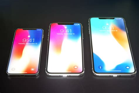 apple s 6 5 quot iphone x s plus will be 7 7mm thick same as the iphone x 13 renders depict