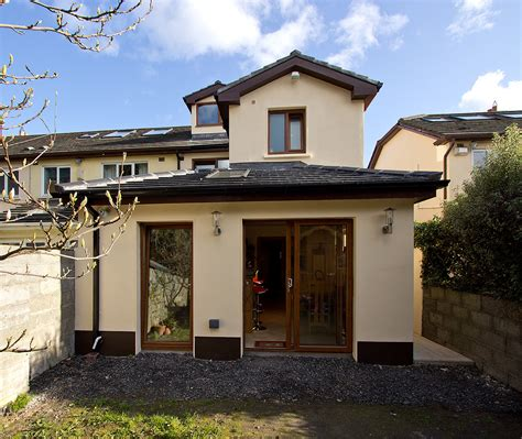 House extension, renovation and attic conversion. Foxrock