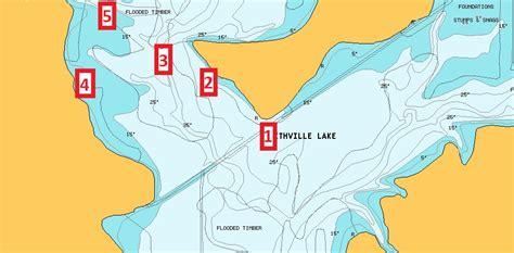 smithville lake map smithville 8 7
