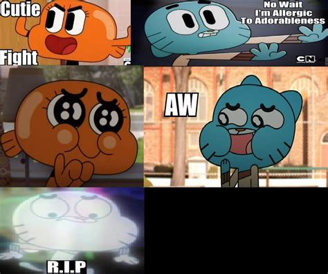 gumball asdf 5 the amazing world of gumball know your meme