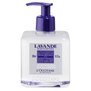 Luxuries Cleansing Shop lavender cleansing wash