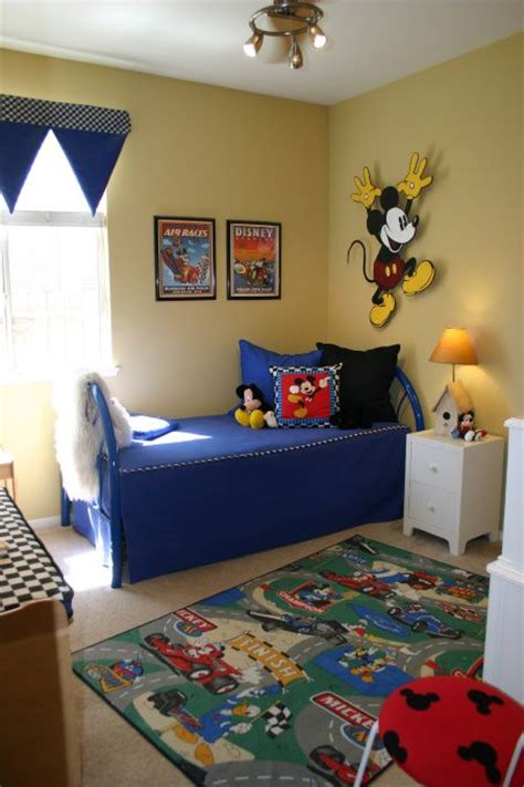 mickey mouse bedroom decor 27 mickey mouse kids room d 233 cor ideas you ll love