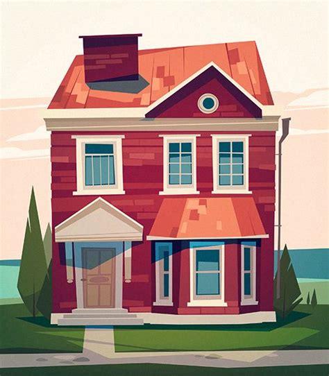 house building online best 25 house illustration ideas on pinterest house