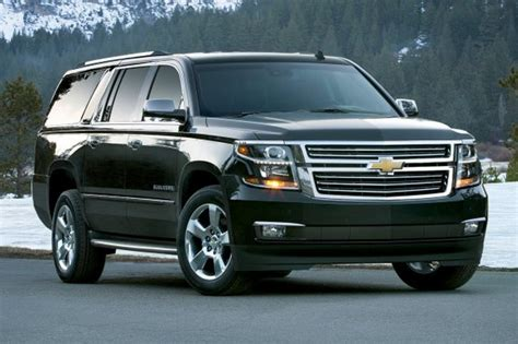 Ford Suburban by 2018 Chevrolet Suburban Rst Pictures Release Date Price