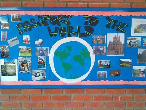 5 themes of geography bulletin board bulletin board geography bulletin boards pinterest