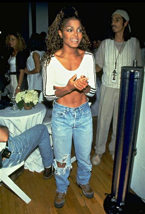 Janet Jackson   1990's Fashion   Pinterest   Janet Jackson