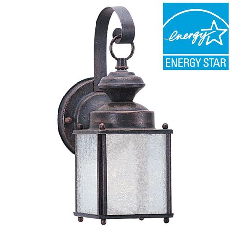 Wall Pendant Light Fixture Bel Air Lighting Bulkhead 1 Light Outdoor Rust Wall Or Ceiling Mounted Fixture With Frosted