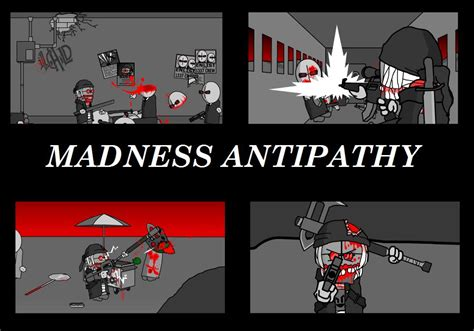Madness Antipathy Mod Game Online | madness antipathy by pyromante on deviantart