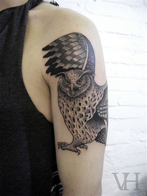 great horned owl tattoo design 69 best images about on david hale