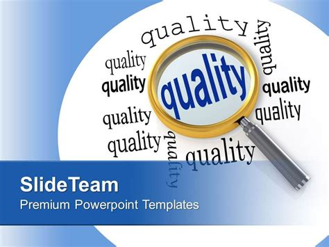 free powerpoint templates for quality control 1013 focusing on quality business management powerpoint