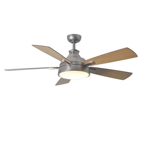 allen roth ceiling fan allen roth kellerton 52 in burnished bronze downrod