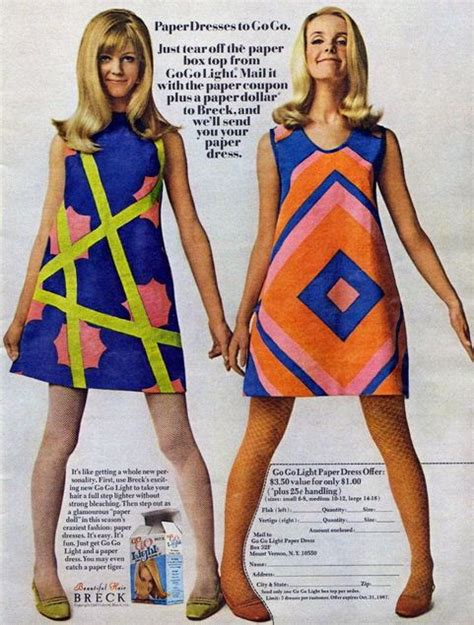 In The 60s Essay by A Brief History Of The Paper Dress Style Sixties Uk Fashion And Lifestyle