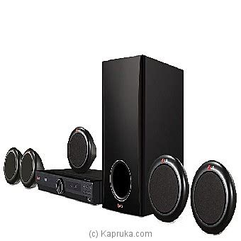 Lg Home Theater System 5 1 Dh3140s price of lg 300w dvd home theater system dh3140s brown