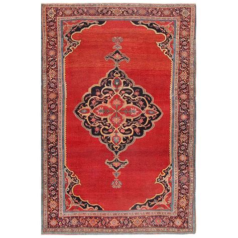 Bidjar Rug by Antique Halvai Bidjar Rug For Sale At 1stdibs