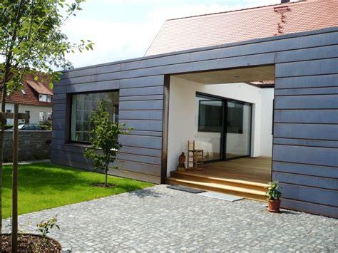 moderner anbau an altes haus anbau siedlungshaus modern houses