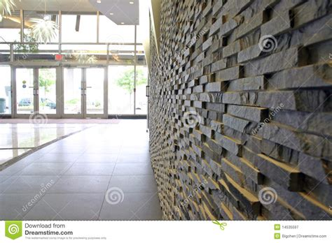 wall in modern building royalty free stock - Modern Wall Construction