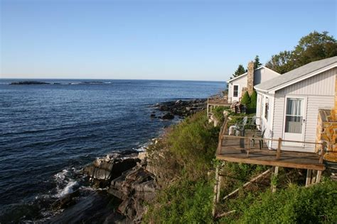 Maine Cottage Rentals Oceanfront by Maine Cottage Rentals Thompson Cottages In New Harbor