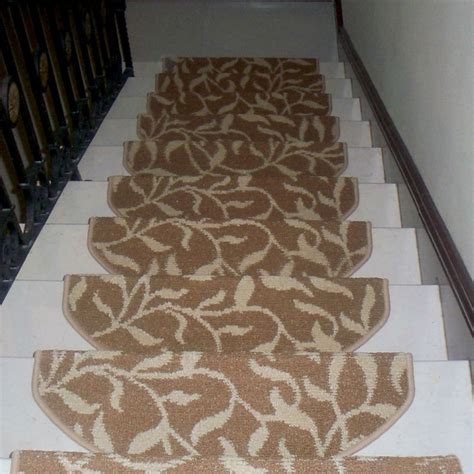stair tread rugs non slip stair tread carpet non slip mat staircase step rug thickening durable washable stable install no