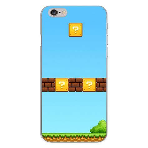 Iphone 5 6 6 Mario Bross capa para iphone de pl 225 stico mario bross mega formiga