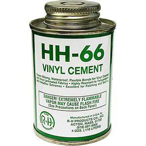 hh 66 vinyl cement adhesive 4oz