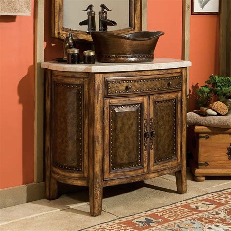 antique bathroom vanities with vessel sinks bathroom