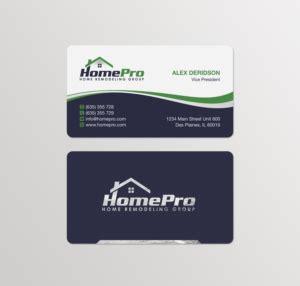 home design business cards home improvement business card designs home design