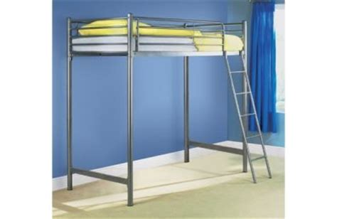 Metal High Sleeper Bed Frame by Metal High Sleeper Bed Frame For Sale In Raheny Dublin