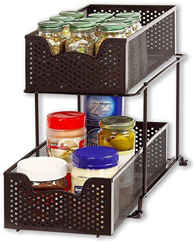 simplehouseware  tier sliding ca